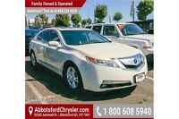 2010 Acura TL Base w/- Remote Start & Leather Upholstery