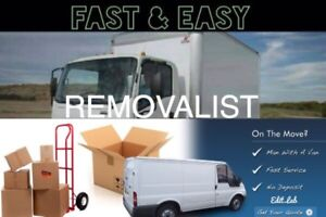 Fast Easy Removalist