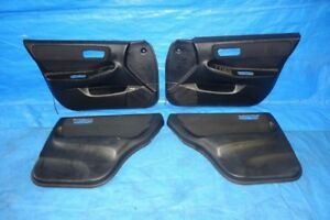 JDM Acura Honda Integra Type R Black Door Panels DB8 1994-2001