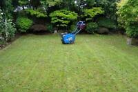 Lawn Aerating - Coast Landscaping