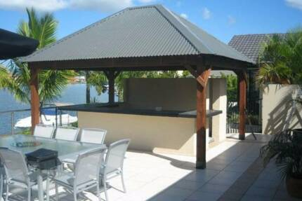 Colorbond Gazebo's, variety of Sizes, Australian made, DIY kits