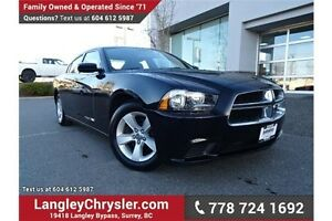 2013 Dodge Charger SE ACCIDENT FREE!
