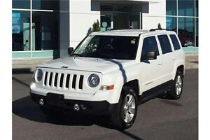 2012 Jeep Patriot Sport/North | 4x4 |  North |  CERTIFED