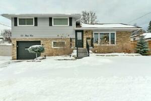 Amazing Opportunity To Own Completely Renovated & Detached Home