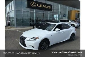 2015 Lexus IS 250 F SPORT SERIES 3