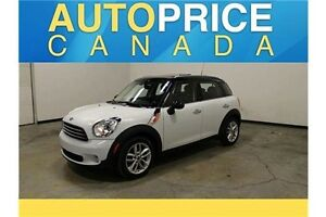 2012 Mini Cooper Countryman PANORAMICROOF|LEATHER|HEATED SEATS