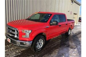 2016 Ford F-150 XLT INCREDIBLE XLT V6 4X4 SUPERCREW CAB WITH...