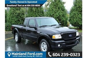 2008 Ford Ranger - Low Mileage -