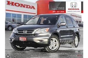 2011 Honda CR-V EX SUNROOF   CRUISE CONTROL   DUAL CLIMATE ZONE