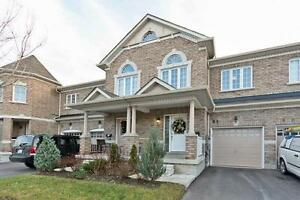 Fabulous 3 Br, 3 Washroom Townhouse In South East Ajax