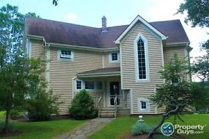 Beautiful and private waterfront gem in Troy