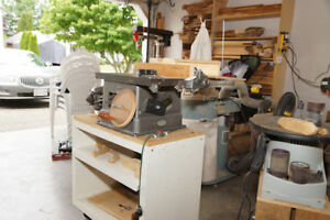 Cabinet makers table saw