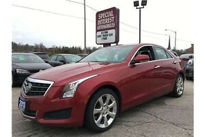 2013 Cadillac ATS 3.6L Luxury Luxury !! AWD !! CLEAN CAR-PROO... Kitchener / Waterloo Kitchener Area image 1