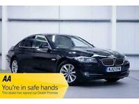 2012 BMW 5 Series 520d SE FULL SERVICE HISTORY PRESTIGE nice specification.AUTOM