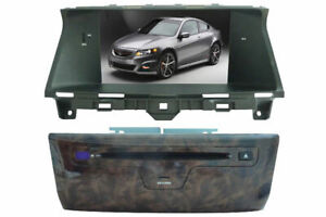 honda accord and crosstour navigation bluetooth dvd audio system