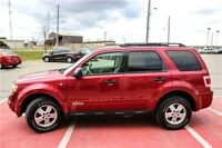 2008 Ford Escape XLT LEATHER | 4WD | V6