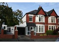 Spacious 3-bedroom, unfurnished house to rent in Llandaff
