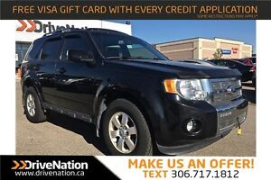 2011 Ford Escape Limited AWD, DUAL DVD,HEATED SEATS!!!!