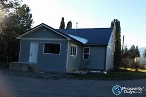 1 Acre lot with family home & outbuildings Creston ID 266106