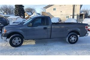 2009 Ford F-150 XL V8,2WD,A/C