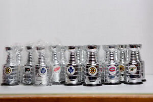 NHL Labatts Stanley Cups Collection