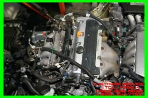 JDM Acura TSX K24A Engine 2.4L 2004 2005 2006 2007 2008