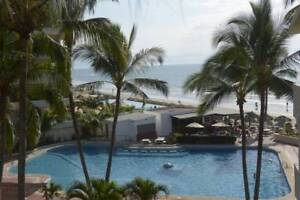 $1150 / 2br - 1500ft2 - Ocean front 2Bed / 2bath penthouse Mexic
