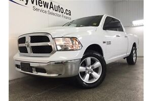 2016 Dodge RAM 1500 SLT- HEMI! QUAD CAB! 6' BOX! BLUETOOTH! Belleville Belleville Area image 3