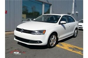 2013 Volkswagen Jetta TDI |LEATHER |SUNROOF | DIESEL | BLUETOOTH