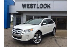 2014 Ford Edge Limited Heated leather Seats