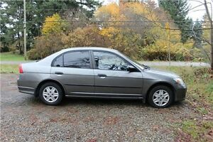 2004 Honda Civic SE Comox / Courtenay / Cumberland Comox Valley Area image 8