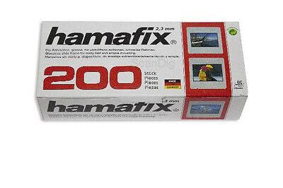 Hama Diarahmen Hamafix quer 200 Stück KB Rahmen (2201)