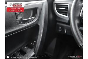 2014 Toyota Corolla S One Owner, No Accidents, Toyota Serviced London Ontario image 16