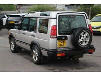 Land Rover DISCOVERY DIESELTd5 GS 7 SEAT**SUNROOF***IMMACULATE & EXCELLENT DRIVE***MINT CONDITION