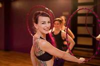 Classes in Bellydance, Hula Hoop, Bootcamp, and more!