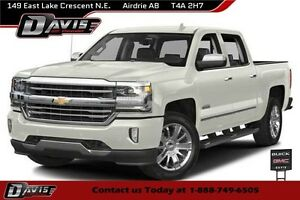 2016 Chevrolet Silverado 1500 High Country HIGH COUNTRY, NAVI...