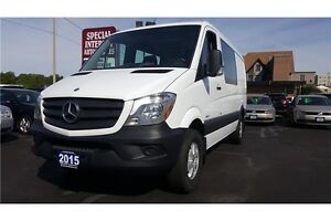2015 Mercedes-Benz Sprinter Standard Roof