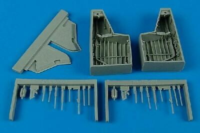 AIRES HOBBY 1/48 HAWKER TYPHOON WHEEL BAY FOR HSG D 4399