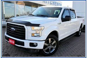 2016 Ford F-150 XLT XLT/ONLY 13K KM'S!!/4x4/NAVI/CAMERA/TOW P... Kitchener / Waterloo Kitchener Area image 3