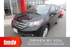 2014 Honda CR-V EX EXTENDED WARRANTY - HEATED SEATS - SUNROOF!