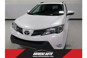 2013 Toyota RAV4 Limited LEATHER, 3M, BLUETOOTH