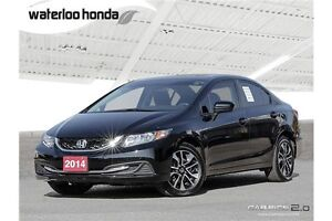 2014 Honda Civic EX Back Up Camera, Heated Seats and more!
