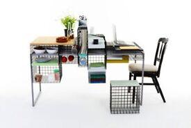 Desk - 'Grid Desk' by Designer Ying Chang BRAND NEW SEALED BOXES
