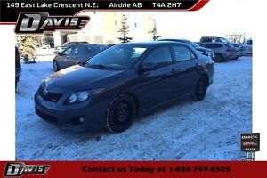 2009 Toyota Corolla XRS XRS, FWD, CRUISE CONTROL, 5 SPEED MANUAL