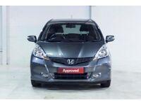 Honda JAZZ I-VTEC EX (grey) 2012