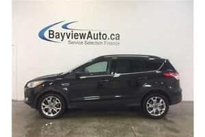 2015 Ford ESCAPE SE- 4WD! ECOBOOST! HITCH! LEATHER! SYNC!