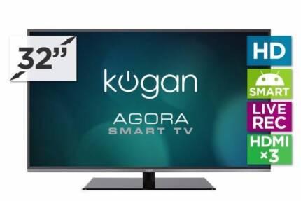 "Kogan 32"" Agora Smart LED TV (HD) Altona North Hobsons Bay Area Preview"