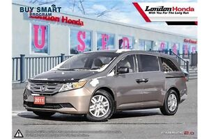 "2011 Honda Odyssey LX ""One of the safest family vehicles at a..."