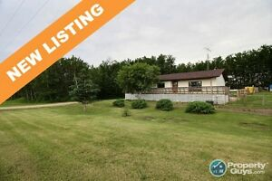 NEW LISTING! 3 bed/2 bath on 15 acres in East Glaslyn