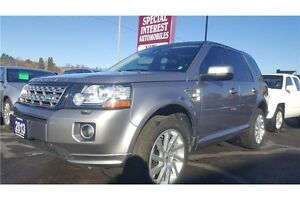 2013 Land Rover LR2 HSE LUX !!! REAR CAMERA !!! NAVI (GPS) !!...